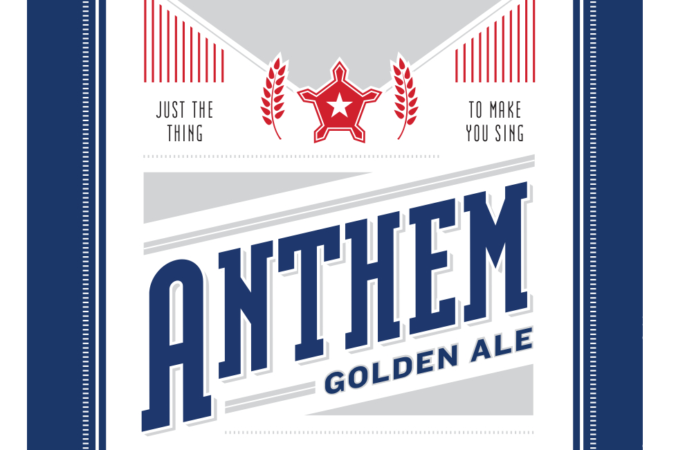 Anthem - Union Craft Brewing