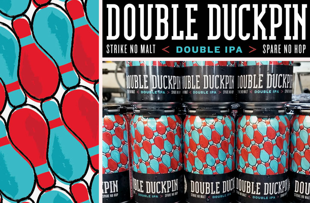 Double Duckpin - Union Craft Brewery