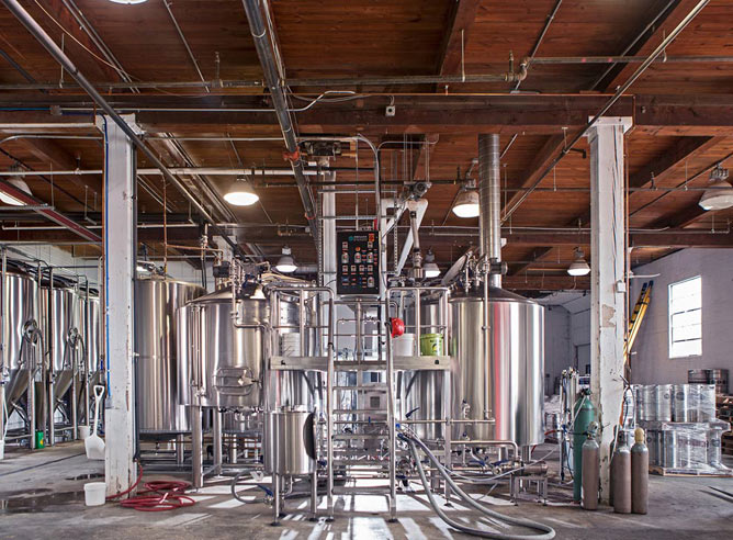 Union Brewery Baltimore Tours
