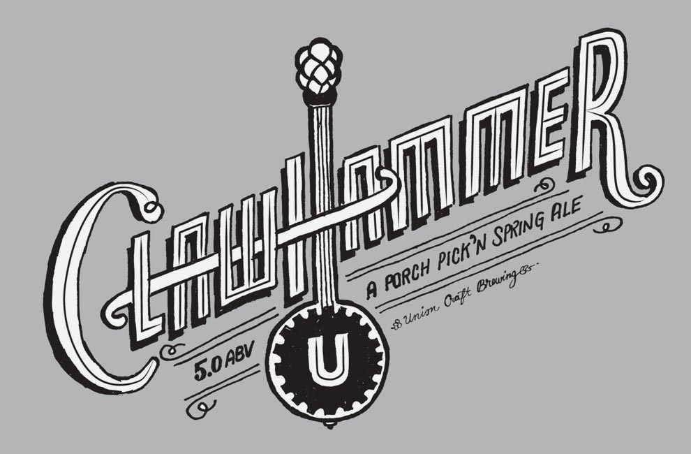 Clawhammer Cream Ale - Union Craft Brewery