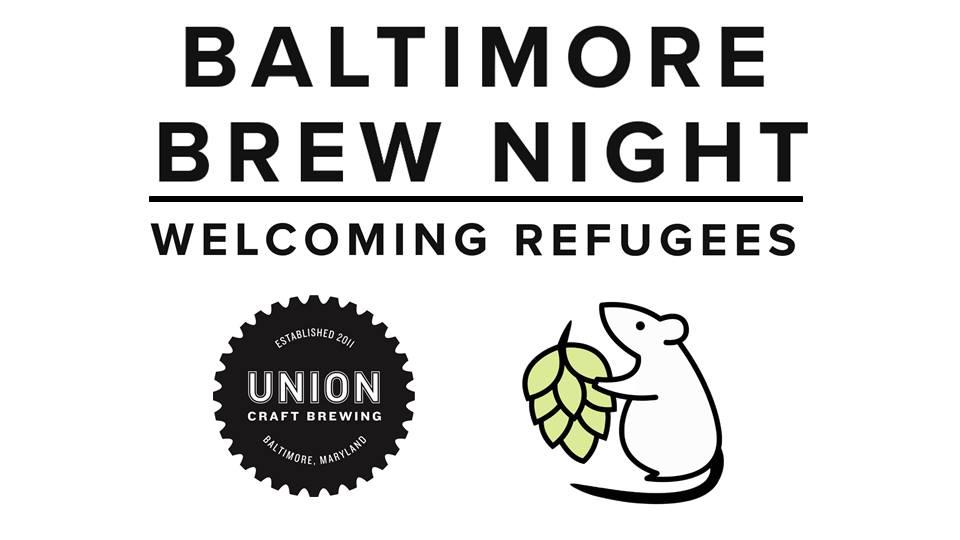 Union craft brewing baltimore brew night union craft brewing for Union craft brewing baltimore md